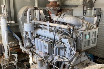 400 hp Waukesha F18GL Ariel JGJ/2 Reciprocating Compressor