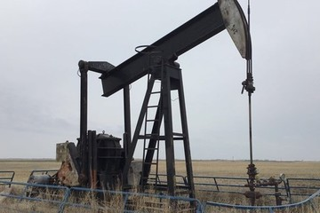 160 Oil Well Pump Jack