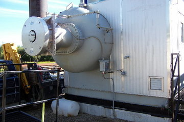 "72"" X 20ft 75 PSI Treater"