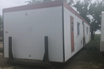 2 Person Wellsite Trailer
