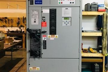 Automatic Transfer Switch & Bypass Isolation Switch ASCO Series 7000