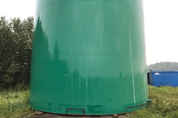 2000 bbl Internally Coated Storage Tank