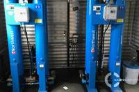 Instrument air screw compressor package alberta 10