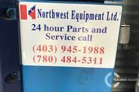 Instrument air screw compressor package alberta 13