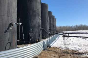 750 bbl Production Tank (6 available)