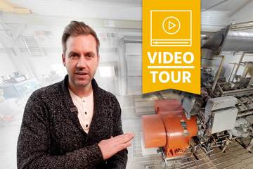 1 MW Waukesha L7042GL Natural Gas Generator Package - Fixed-cost Turnkey Solution (Watch VIDEO TOUR)