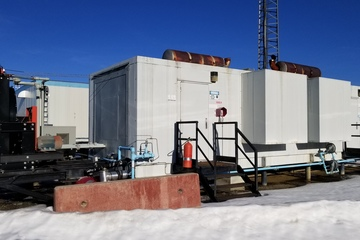 275 kW Waukesha F18GL LCR Natural Gas Generator Package
