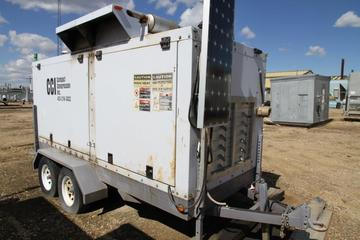 75 hp GMC 5.7L Gardner Denver E25 Compressor