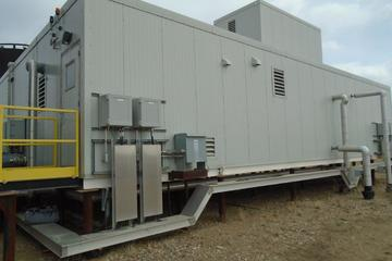 Waste Water Management System (325 m3/day Treatment Plant)