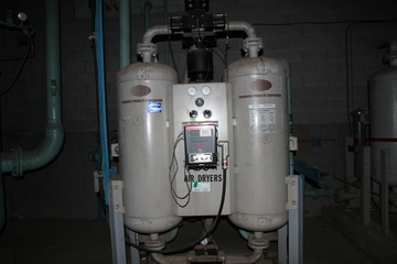 900 SCFM Instrument Air Package (Dryer)