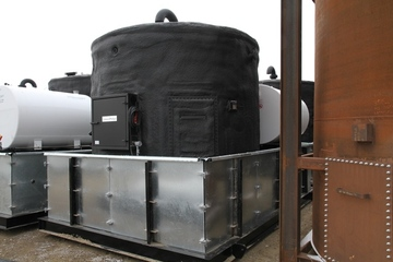 100 bbl Storage Tank (with Skid Containment) 9 available