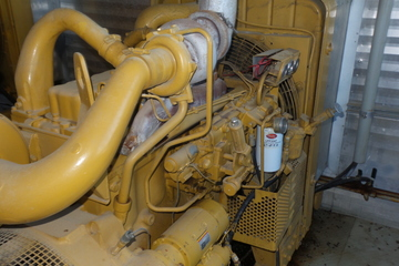 250 kW Brown Boveri D343 Natural Gas Generator Package