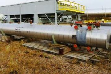6.7 MMBTU/hr Shell and Tube Exchanger