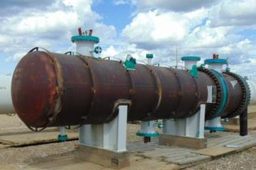 "48"" Shell and Tube Exchanger"