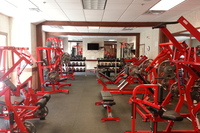 J2 ops camp cardio weight room 5