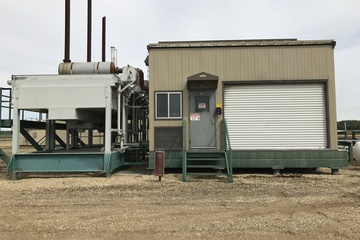 1.2 MW Waukesha H24GL Natural Gas Generator Package - 3x 400 kW - 1.2 MW TOTAL