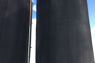 1000 bbl Coated Storage Tank