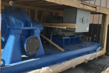 814 m3/hr Slurry Pump (400 hp electric motor)
