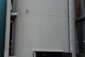 400 bbl Coated Storage Tank