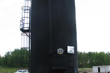 1000 bbl Production Tank