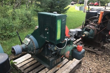 13 hp Arrow C66 Natural Gas Driver ( Field Run )