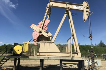 228-246-86 Weatherford Maximizer Pump Jack