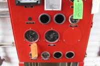 Recycle compressor panel