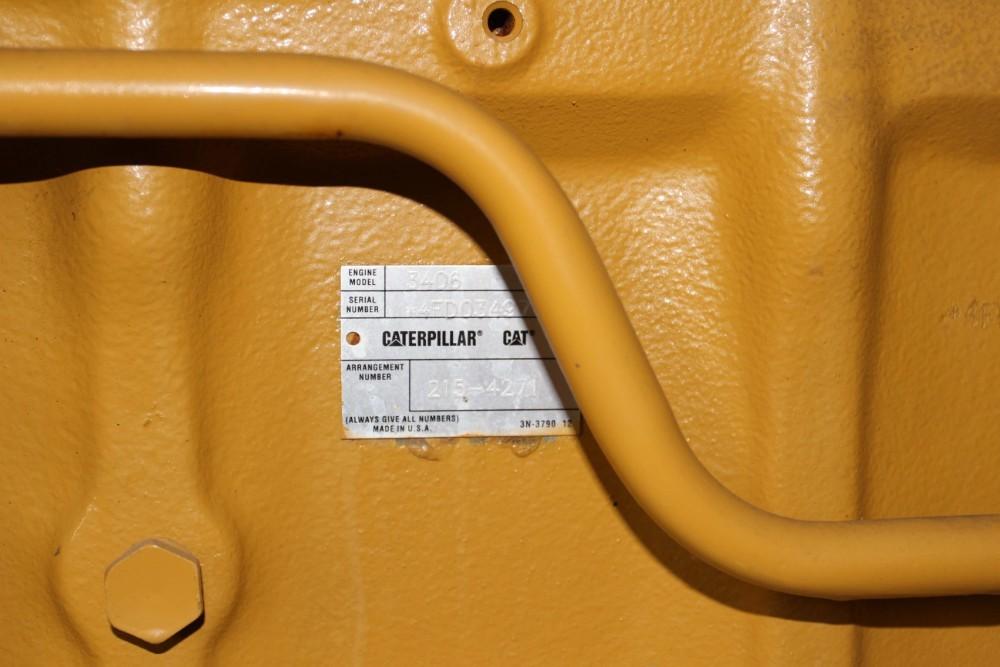 345 hp Caterpillar G3406TA Ariel JGJ-2 Reciprocating
