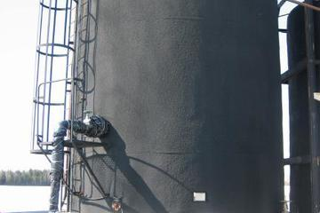 750 bbl Coated Production Tank