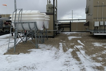 500 gal Chemical tanks (2 available)