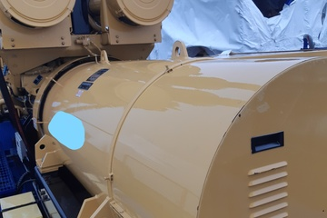 2000 kW Caterpillar 3512SC Generator Package