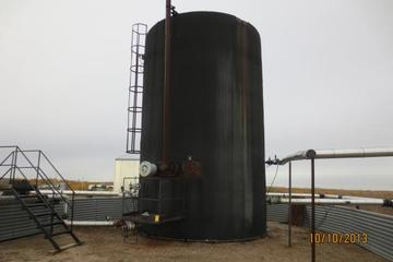 750 bbl Production Tank