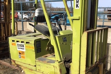 Electric Forklift Clark EC500