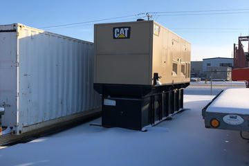 500 kW Caterpillar Diesel Generator Package