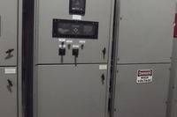 Ge 5kv 1200 amp breaker panel