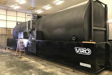 800 bbl Coated Production Tank
