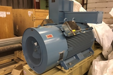 700 hp 111 m3/hr Multi Stage Centrifugal Water Transfer Pump Package (Electric)