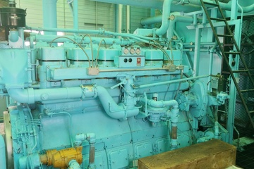 730 hp Waukesha 3521 GSI Ariel Ariel Reciprocating Compressor