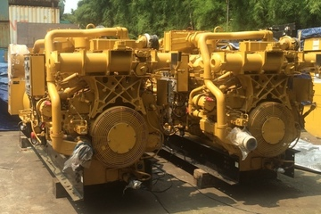 770 kW CAT G3516 Natural Gas Generator Package (2 available)