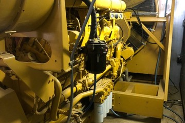 2000 kW Caterpillar 3516B Diesel Generator Package