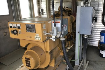 200 kW Caterpillar C7 Diesel Generator Package