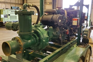 225 hp 5400 gpm Single Stage Centrifugal Pump