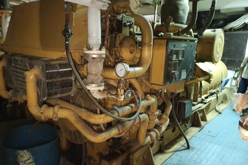 1127 kW Caterpillar 3512 Diesel Generator Package (5 available)
