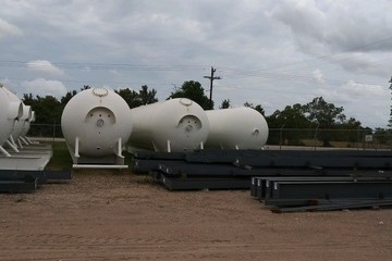 500 bbl 18000 gal Storage Tank 15 Units Available