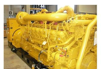 1820 kW Caterpillar 3516HD TA Diesel Generator Package