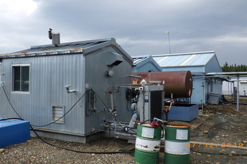 150 kW Waukesha F11 Natural Gas Generator Package