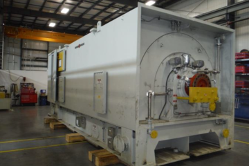 86.5 MW GE (General Electric) 7E.03 Natural Gas Generator Package