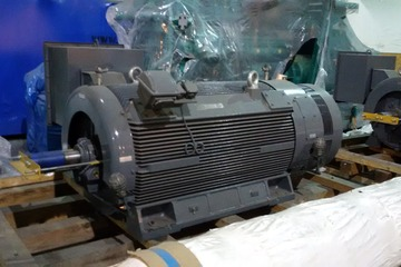 1,200 hp Teco Westinhouse AEJH-S2 Electric Driver (2 available)