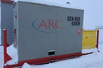 60 kW Generator Package