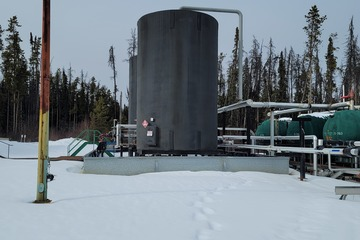 750 bbl Storage Tank (2 available)